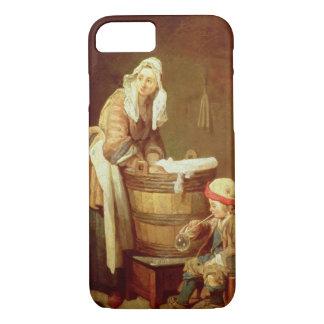 Coque iPhone 8/7 La femme de blanchisserie