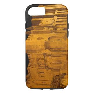 Coque iPhone 8/7 La France, Avignon, Provence, palais papal la nuit