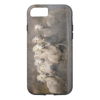 Coque iPhone 8/7 La France, Provence. Fonctionnement blanc de