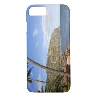 Coque iPhone 8/7 La France, Reunion Island, St Denis, vue de La