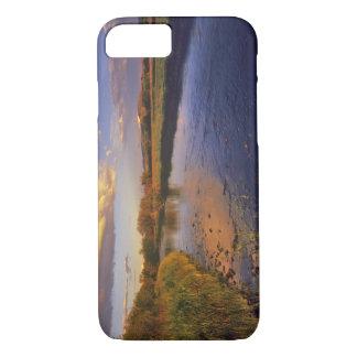 Coque iPhone 8/7 La grande lumière de rivière de trou enfin près de