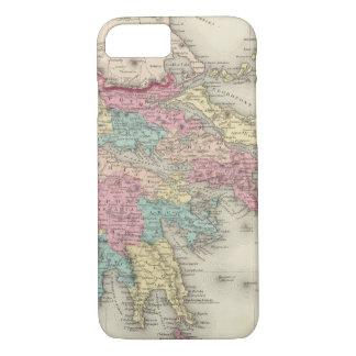 Coque iPhone 8/7 La Grèce et la République ionienne