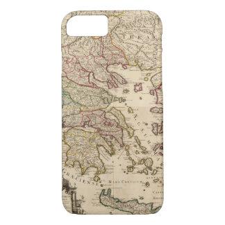 Coque iPhone 8/7 La Grèce et le Macédoine