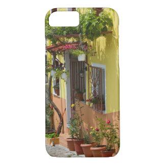 Coque iPhone 8/7 La GRÈCE, îles de la mer Égée du nord-est, LESVOS