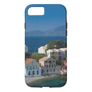Coque iPhone 8/7 La GRÈCE, îles ioniennes, KEFALONIA, Assos :