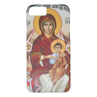 Coque iPhone 8/7 La GRÈCE, îles ioniennes, ZAKYNTHOS, MACHERADO :