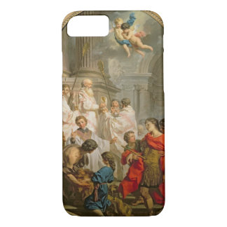 Coque iPhone 8/7 La masse de St Basil (huile sur la toile)
