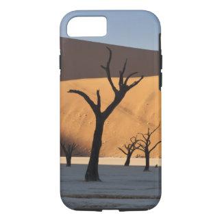 Coque iPhone 8/7 La Namibie, désert de Namib, Sossusvlei,