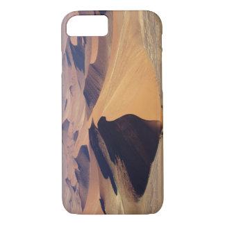 Coque iPhone 8/7 La Namibie, parc de Namib-Naukluft. Vue aérienne