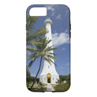 Coque iPhone 8/7 La Nouvelle-Calédonie, îlot d'Amedee. Îlot