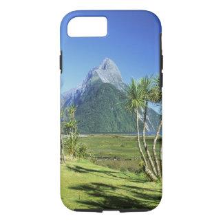Coque iPhone 8/7 La Nouvelle Zélande, île du sud, crête de mitre,
