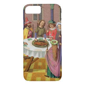 Coque iPhone 8/7 La pâque des juifs, télécopie d'un XVème siècle MI