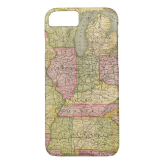 Coque iPhone 8/7 La Pennsylvanie 6