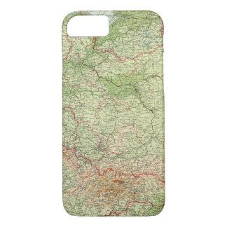 Coque iPhone 8/7 La Pologne et la Tchécoslovaquie