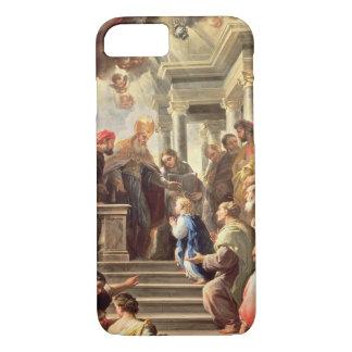 Coque iPhone 8/7 La présentation de la Vierge au temple (huile