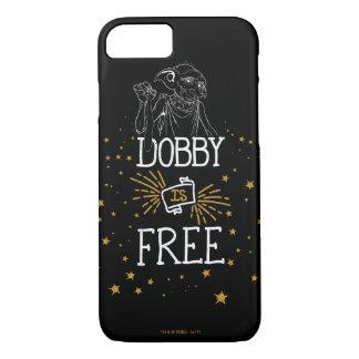 Coque iPhone 8/7 La ratière de Harry Potter | est libre