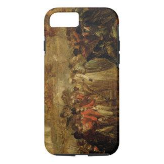 Coque iPhone 8/7 La reddition des deux fils de Tipu Sahib (1749-