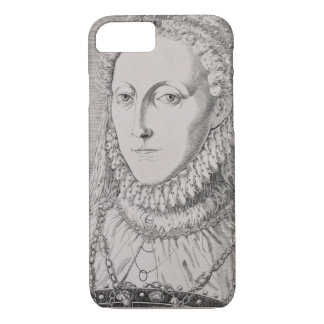Coque iPhone 8/7 La Reine Elizabeth I (1533-1603), c.1572-75