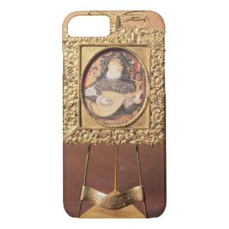 Coque iPhone 8/7 La Reine Elizabeth I jouant le luth (inclusion