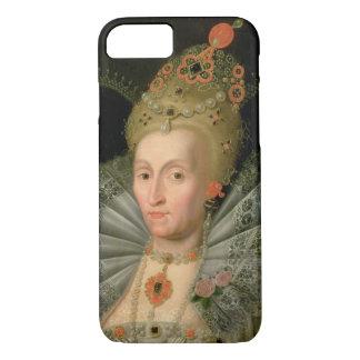 Coque iPhone 8/7 La Reine Elizabeth I (portrait de longueur de