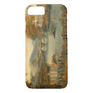 Coque iPhone 8/7 La Reine Henrietta Maria avec monsieur Jeffrey le