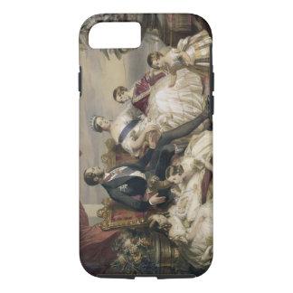 Coque iPhone 8/7 La Reine Victoria (1819-1901) et prince Albert