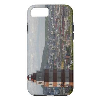 Coque iPhone 8/7 La Russie, Mourmansk. La plus grande ville au nord