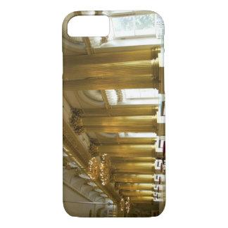 Coque iPhone 8/7 La Russie, St Petersburg, palais d'hiver, les 3