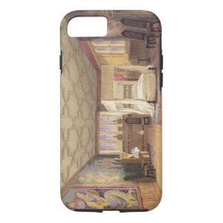 Coque iPhone 8/7 La salle blanche, maison de Cotehele, c.1830-40