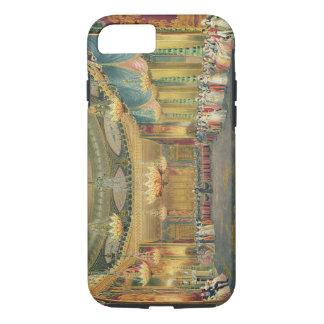 Coque iPhone 8/7 La salle de musique, des 'vues du pavillon royal,