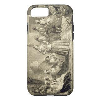 Coque iPhone 8/7 La salle de repos près des bains chez Shemakha,