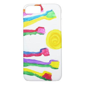 Coque iPhone 8/7 La sucrerie arrose l'artiste d'autisme
