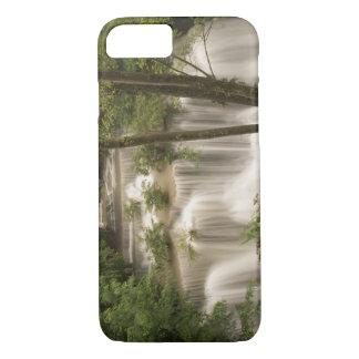 Coque iPhone 8/7 La Thaïlande, cascade de Huai Mae Khamin