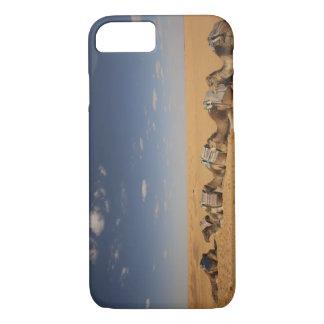 Coque iPhone 8/7 La Tunisie, région de Ksour, Ksar Ghilane, erg