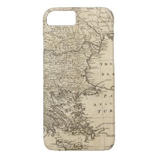 Coque iPhone 8/7 La Turquie 2