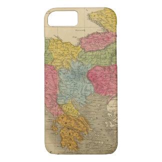 Coque iPhone 8/7 La Turquie en Europe 8