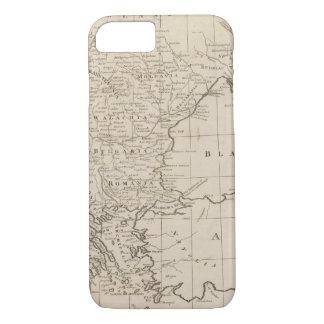 Coque iPhone 8/7 La Turquie, en Europe et Hongrie