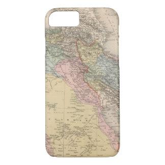 Coque iPhone 8/7 La Turquie et la Perse asiatiques