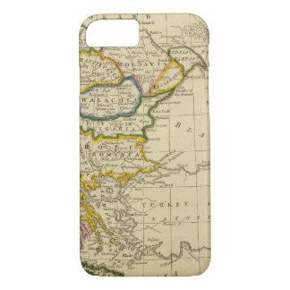 Coque iPhone 8/7 La Turquie, Hongrie