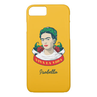 Coque iPhone 8/7 La Vida de vivats de Frida Kahlo |