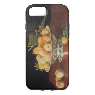 Coque iPhone 8/7 La vie T32176 toujours des pêches, c.1700