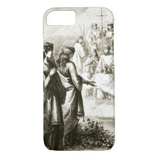 Coque iPhone 8/7 La vision du synode des ecclésiastiques, 'du Tria