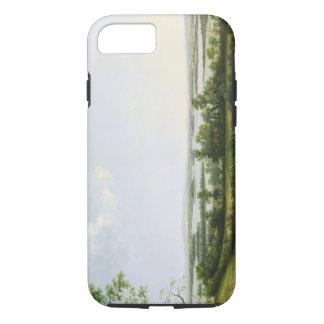 Coque iPhone 8/7 Lac Erne de coup Ninney, avec Bellisle dans