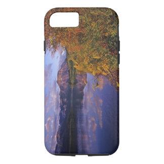 Coque iPhone 8/7 Lac Maskinonge en parc national 2 de lacs Waterton