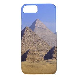 Coque iPhone 8/7 L'Afrique, Egypte, le Caire, Gizeh. Grandes