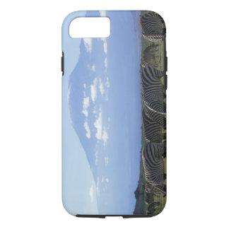 Coque iPhone 8/7 L'Afrique, Kenya, parc national d'Amboseli,