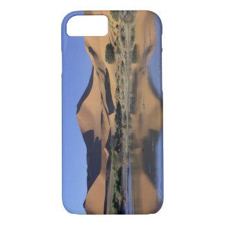 Coque iPhone 8/7 L'Afrique, Namibie, parc national de Namib,