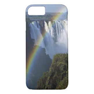 Coque iPhone 8/7 L'Afrique, Zimbabwe, les chutes Victoria