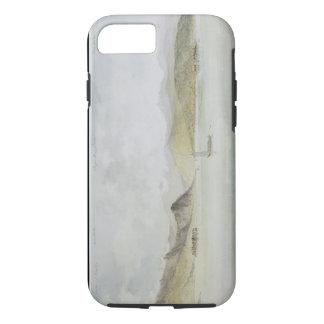 Coque iPhone 8/7 Lago Maggiore (la semaine, stylo, encre et