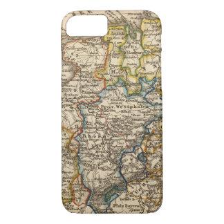 Coque iPhone 8/7 L'Allemagne, le Pays-Bas, et la Belgique